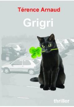 Grigri - Couverture de livre auto édité