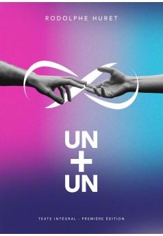UN + UN - Couverture Ebook auto édité