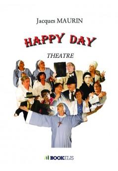Happy Day - Couverture de livre auto édité