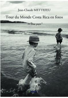 Tour du Monde Costa Rica en fotos - Couverture de livre auto édité