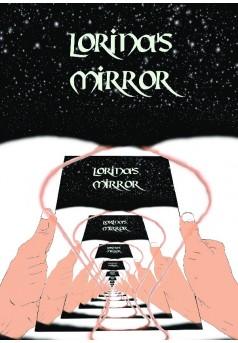 Lorina's mirror - Couverture de livre auto édité
