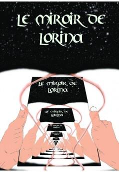Le miroir de Lorina - Couverture de livre auto édité