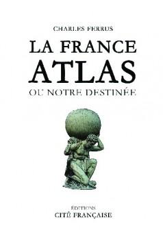 La France Atlas - Couverture de livre auto édité