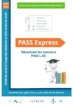 PASS EXPRESS - Couverture de livre auto édité