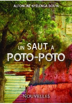 Un Saut à Poto-Poto - Couverture de livre auto édité