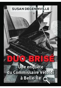 DUO BRISÉ - Couverture de livre auto édité