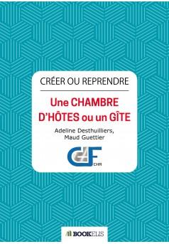 CRÉER OU REPRENDRE - Couverture Ebook auto édité