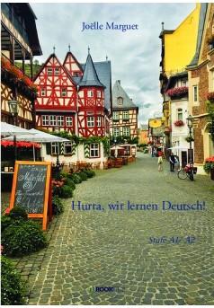 Hurra, wir lernen Deutsch! - Couverture de livre auto édité