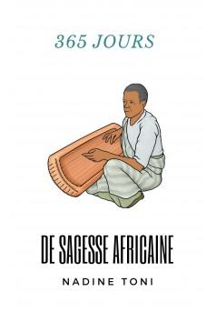 365 Jours de Sagesse Africaine - Couverture Ebook auto édité