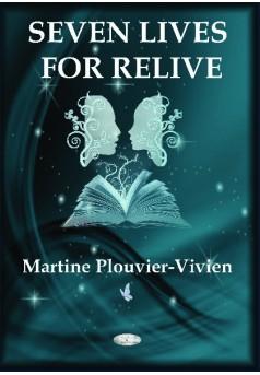 SEVEN LIVES FOR RELIVE - Couverture de livre auto édité