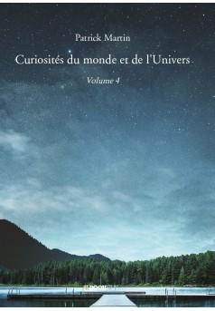 Curiosités du monde et de l'Univers - Couverture de livre auto édité