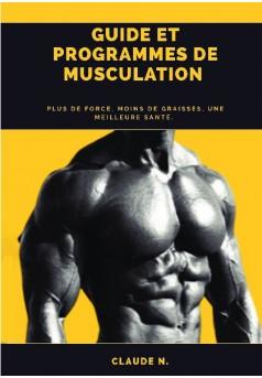 Guide et programmes de musculation