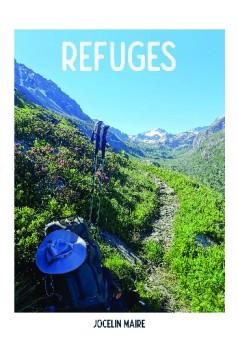 Refuges - Couverture de livre auto édité