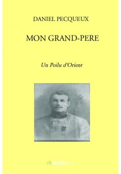MON GRAND-PERE - Couverture de livre auto édité