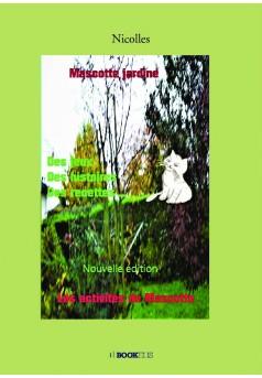 Mascotte jardine - Couverture de livre auto édité