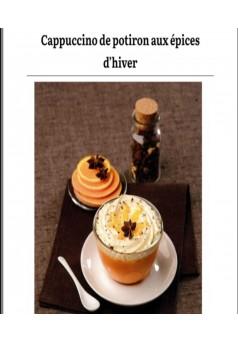 Les crèmes recettes - Couverture Ebook auto édité