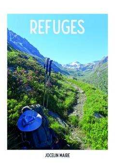Refuges - Couverture Ebook auto édité