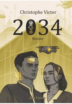 2034 - Couverture Ebook auto édité