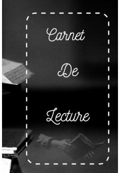 Carnet de lecture - Couverture de livre auto édité
