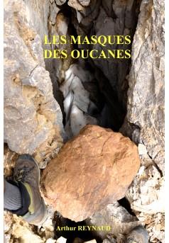 LES MASQUES DES OUCANES - Couverture Ebook auto édité