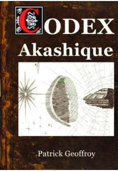 Codex Akashique - Couverture de livre auto édité