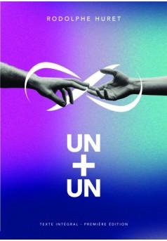 UN + UN - Couverture de livre auto édité