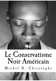 Le Conservatisme Noir Américain - Couverture Ebook auto édité