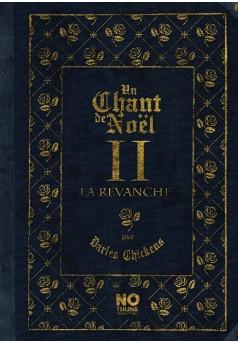 Un Chant de Noël II La Revanche - Couverture de livre auto édité