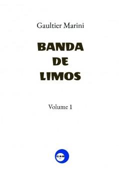 BANDA DE LIMOS - Couverture de livre auto édité