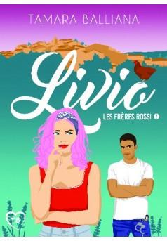 Livio - Couverture de livre auto édité