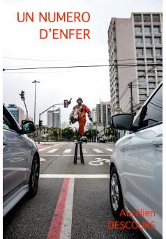UN NUMERO D'ENFER - Couverture Ebook auto édité
