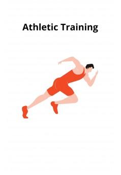 Athletic Training - Couverture Ebook auto édité
