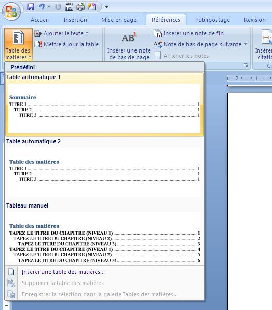R ussir la mise en page deuxi me partie bookelis - Pagination automatique open office ...