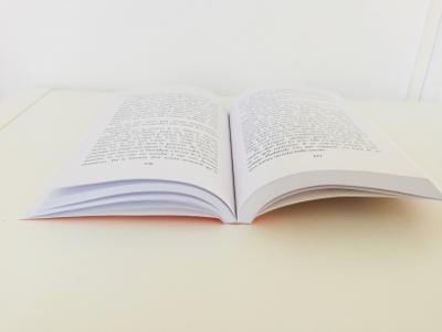 corps de texte livre