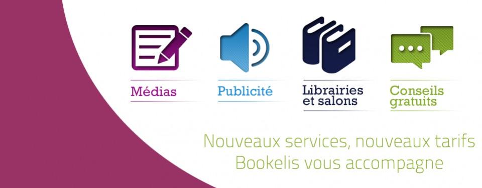 Nouveaux services : Bookelis vous accompagne toujours plus pour publier votre livre !