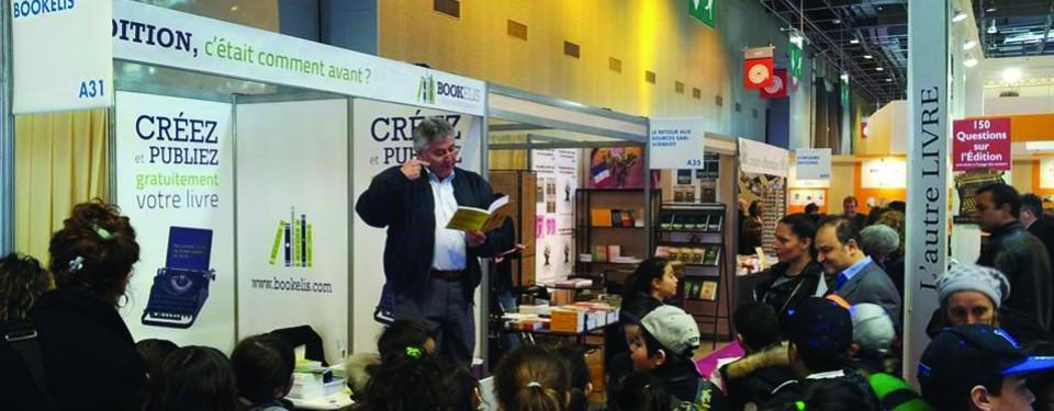 Salon du Livre de Paris : 2014, l'année de l'autoédition