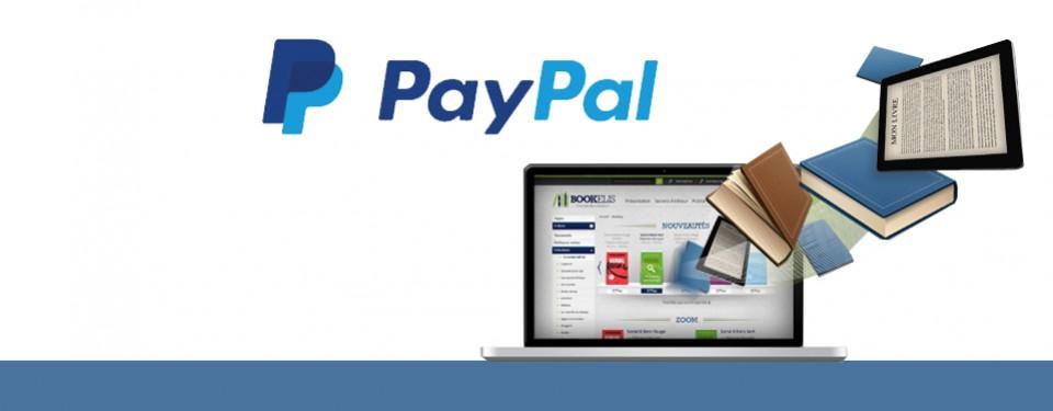 Facilitez vos commandes avec PayPal