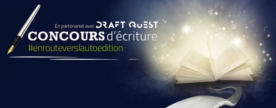 Concours En Route Vers l'Autoédition : les 10 finalistes !