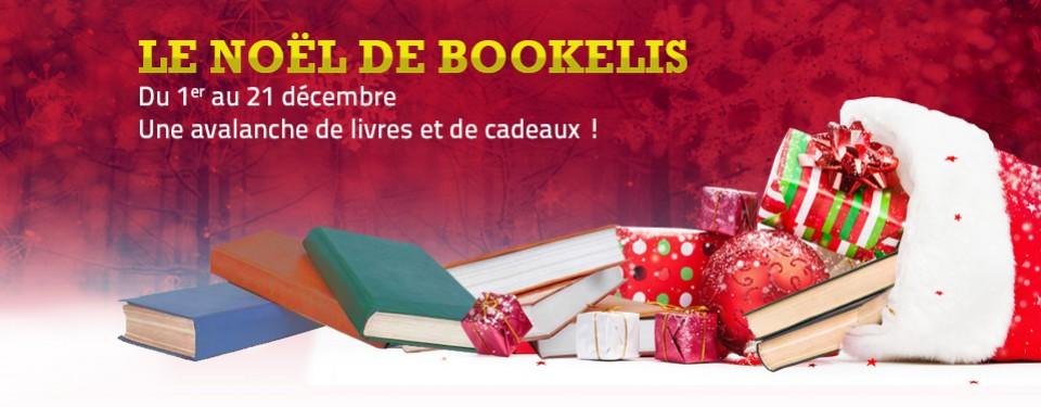 Le Noël de Bookelis !