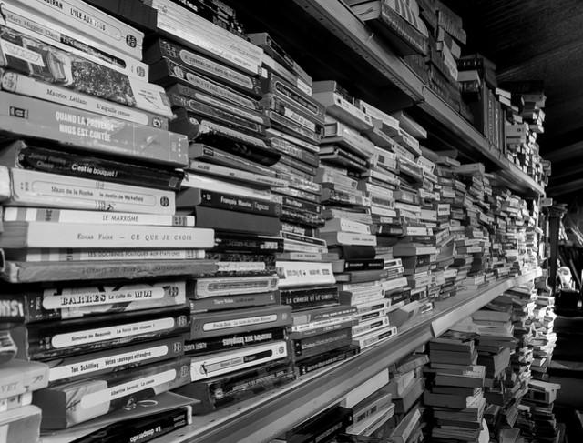 Tout ce qu'un auteur peut faire pour trouver ses lecteurs