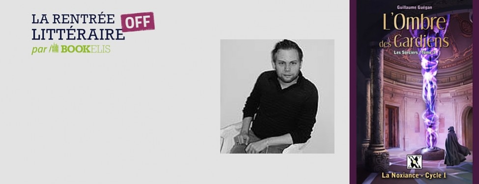 Rentrée OFF : Guillaume Guegan se plie au jeu de l'interview