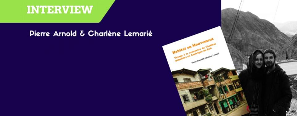 Rencontre avec Pierre Arnold et Charlène Lemarié