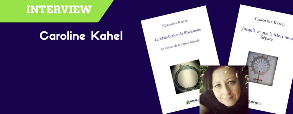 Interview avec Caroline Kahel