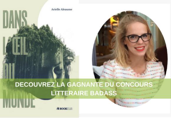 Concours littéraire BADASS : le roman gagnant
